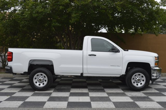 2018 Silverado 2500 Regular Cab, Pickup #T2105 - photo 8