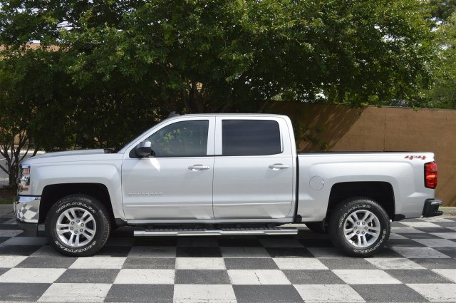 2018 Silverado 1500 Crew Cab 4x4, Pickup #T2131 - photo 7