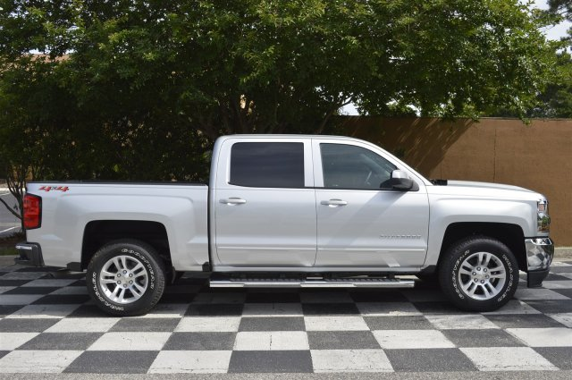 2018 Silverado 1500 Crew Cab 4x4, Pickup #T2131 - photo 8