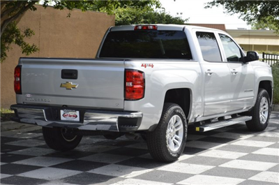 2018 Silverado 1500 Crew Cab 4x4, Pickup #T2131 - photo 2