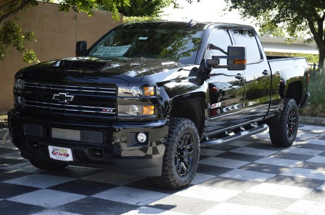 2018 Silverado 2500 Crew Cab 4x4,  Pickup #T2161 - photo 3