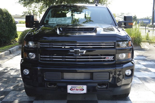2018 Silverado 2500 Crew Cab 4x4,  Pickup #T2161 - photo 4