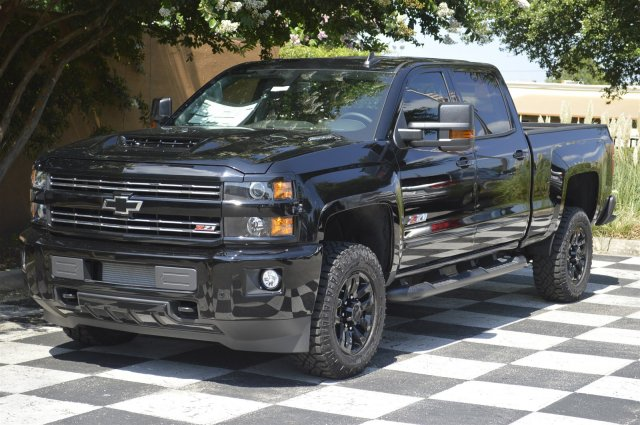 2018 Silverado 2500 Crew Cab 4x4,  Pickup #T2221 - photo 3