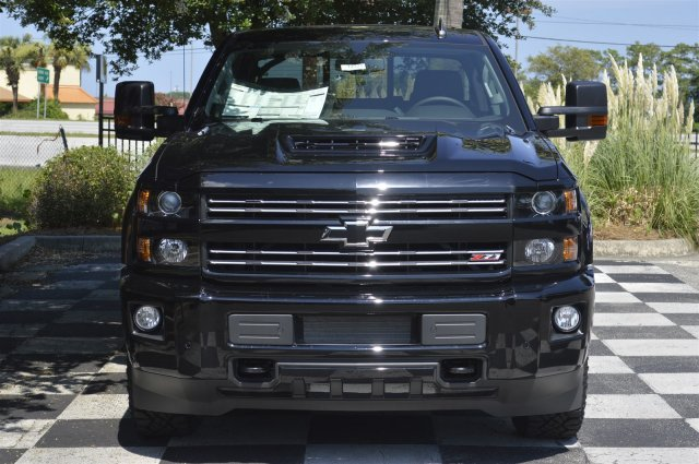 2018 Silverado 2500 Crew Cab 4x4,  Pickup #T2221 - photo 4