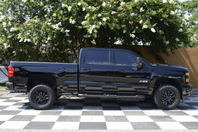 2018 Silverado 2500 Crew Cab 4x4,  Pickup #T2221 - photo 8