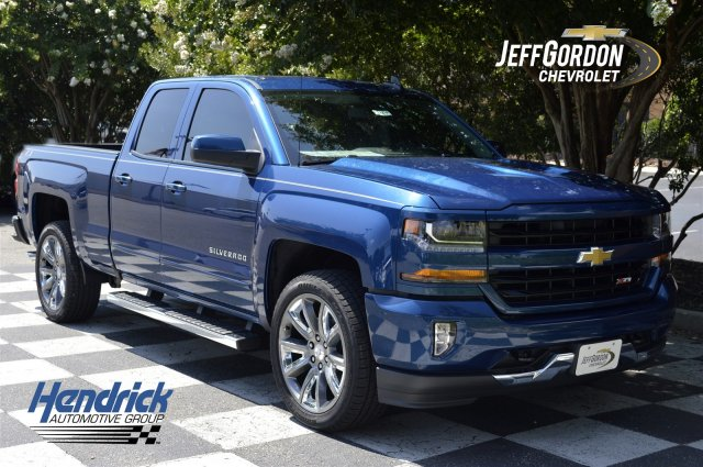 2018 Silverado 1500 Double Cab 4x4,  Pickup #T2224 - photo 1