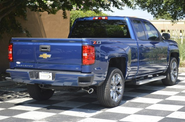 2018 Silverado 1500 Double Cab 4x4,  Pickup #T2224 - photo 2