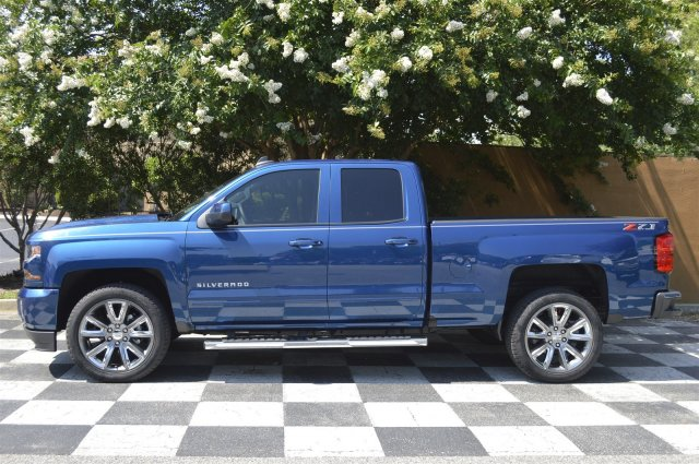 2018 Silverado 1500 Double Cab 4x4,  Pickup #T2224 - photo 7
