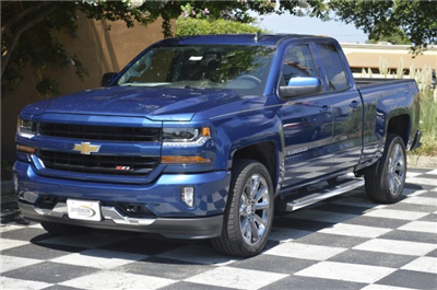 2018 Silverado 1500 Double Cab 4x4,  Pickup #T2224 - photo 3