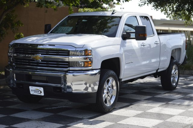 2018 Silverado 2500 Double Cab 4x4,  Pickup #T2227 - photo 3