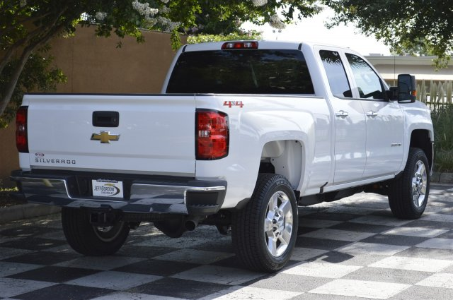 2018 Silverado 2500 Double Cab 4x4,  Pickup #T2227 - photo 2