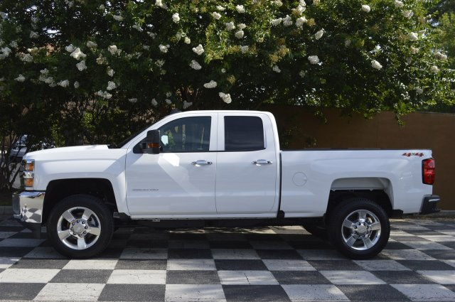 2018 Silverado 2500 Double Cab 4x4,  Pickup #T2227 - photo 7