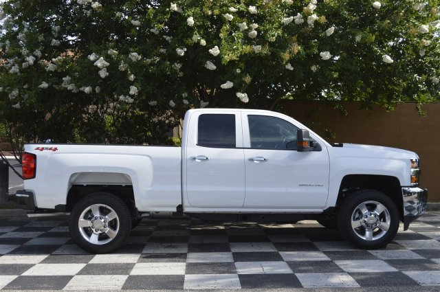 2018 Silverado 2500 Double Cab 4x4,  Pickup #T2227 - photo 8