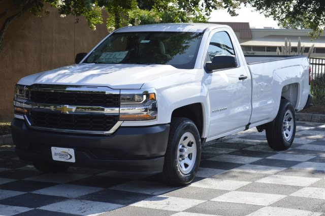 2018 Silverado 1500 Regular Cab 4x2,  Pickup #T2287 - photo 3