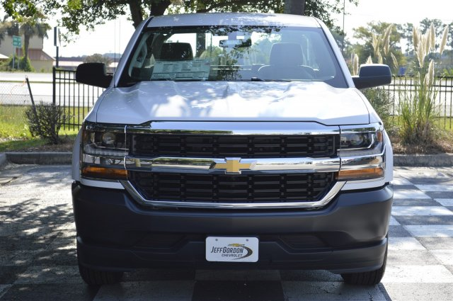 2018 Silverado 1500 Regular Cab 4x2,  Pickup #T2287 - photo 4