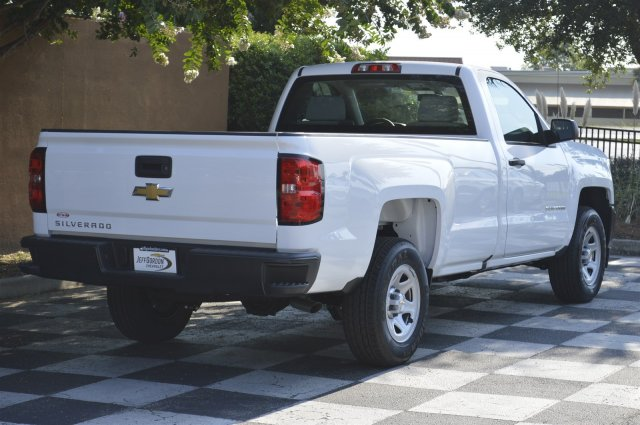 2018 Silverado 1500 Regular Cab 4x2,  Pickup #T2289 - photo 2
