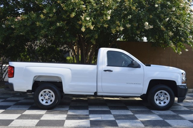 2018 Silverado 1500 Regular Cab 4x2,  Pickup #T2289 - photo 8