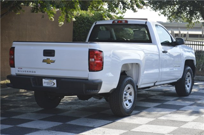2018 Silverado 1500 Regular Cab 4x2,  Pickup #T2291 - photo 2