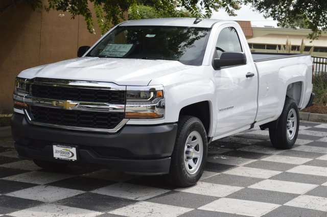 2018 Silverado 1500 Regular Cab 4x2,  Pickup #T2305 - photo 3