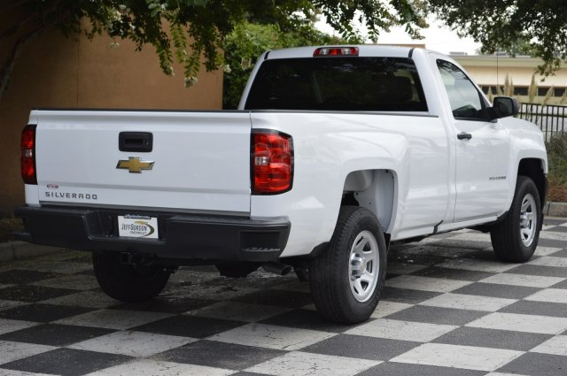 2018 Silverado 1500 Regular Cab 4x2,  Pickup #T2305 - photo 2