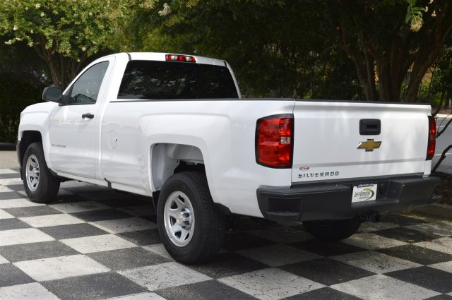2018 Silverado 1500 Regular Cab 4x2,  Pickup #T2305 - photo 5