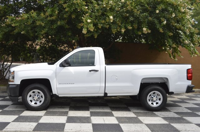 2018 Silverado 1500 Regular Cab 4x2,  Pickup #T2305 - photo 7