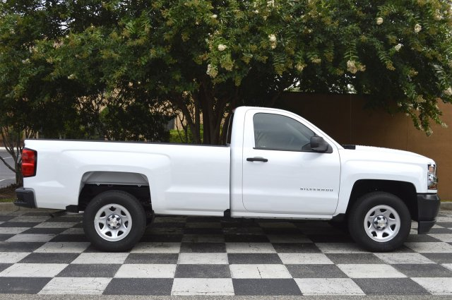 2018 Silverado 1500 Regular Cab 4x2,  Pickup #T2305 - photo 8