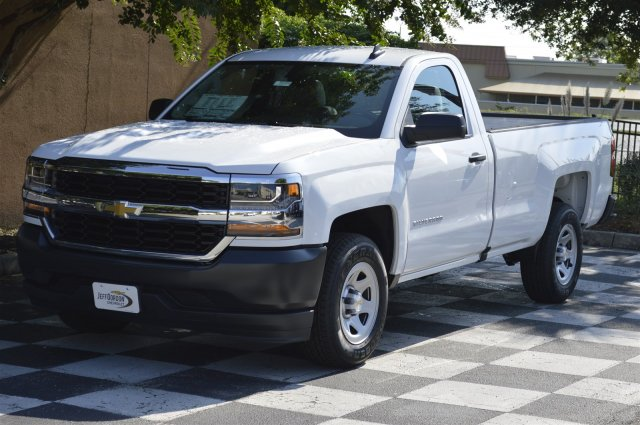 2018 Silverado 1500 Regular Cab 4x2,  Pickup #T2359 - photo 3