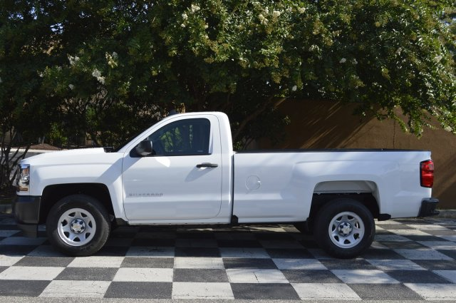 2018 Silverado 1500 Regular Cab 4x2,  Pickup #T2359 - photo 7