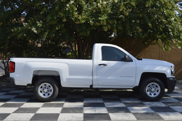 2018 Silverado 1500 Regular Cab 4x2,  Pickup #T2359 - photo 8