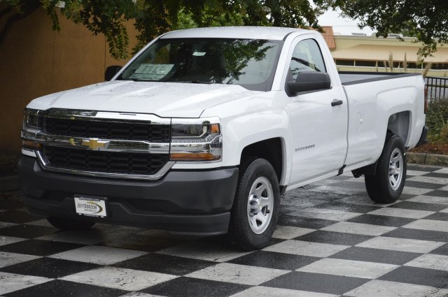 2018 Silverado 1500 Regular Cab 4x2,  Pickup #T2360 - photo 3