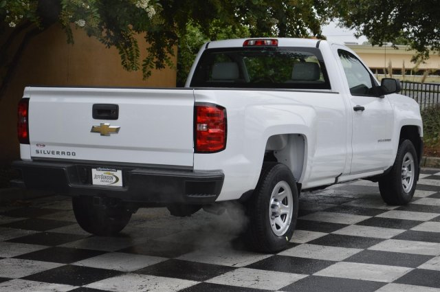 2018 Silverado 1500 Regular Cab 4x2,  Pickup #T2360 - photo 2