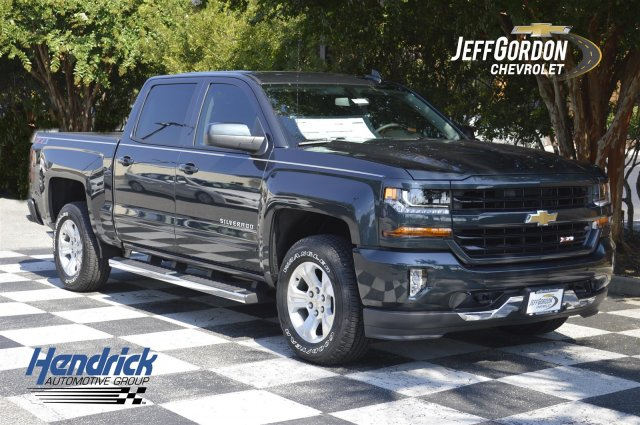 2018 Silverado 1500 Crew Cab 4x4,  Pickup #T2390 - photo 12