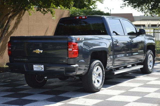 2018 Silverado 1500 Crew Cab 4x4,  Pickup #T2390 - photo 4