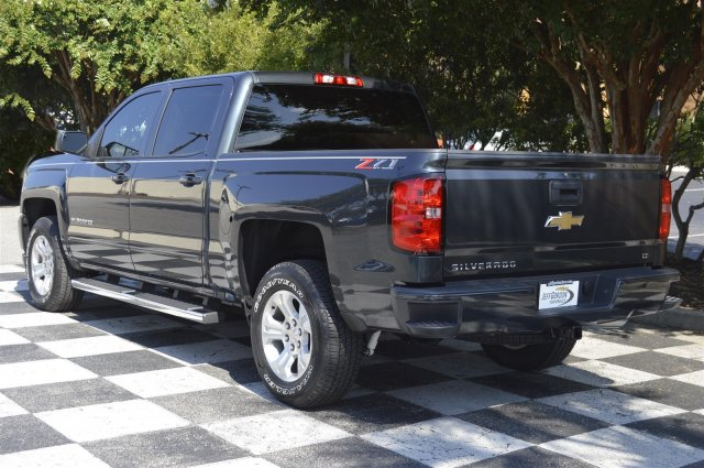 2018 Silverado 1500 Crew Cab 4x4,  Pickup #T2390 - photo 2