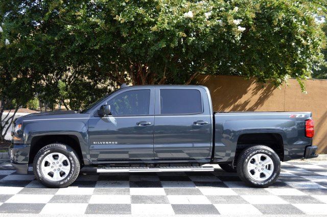2018 Silverado 1500 Crew Cab 4x4,  Pickup #T2390 - photo 6