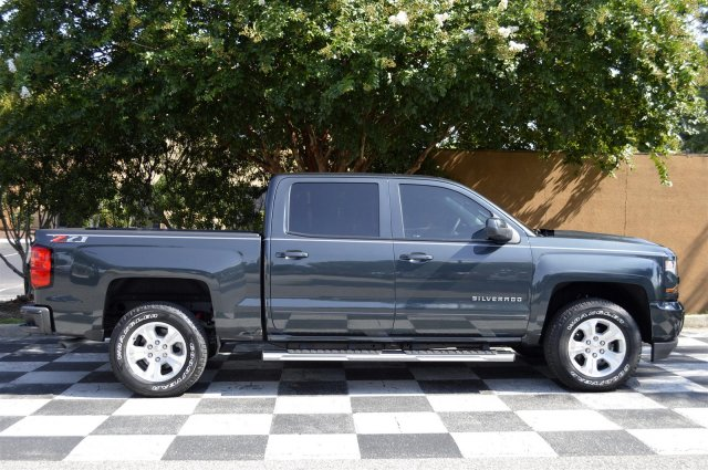 2018 Silverado 1500 Crew Cab 4x4,  Pickup #T2390 - photo 7