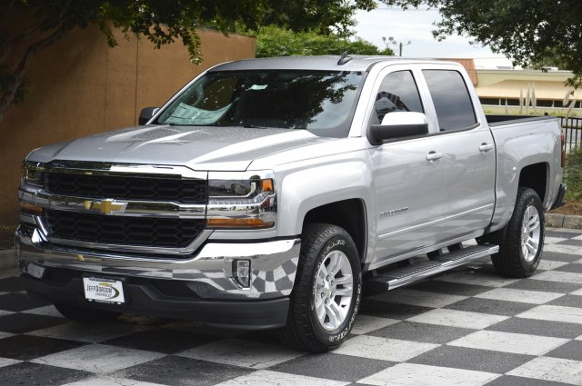 2018 Silverado 1500 Crew Cab 4x2,  Pickup #T2393 - photo 3