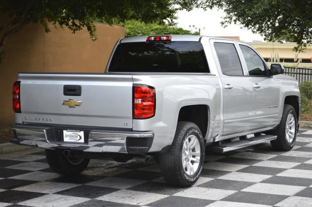 2018 Silverado 1500 Crew Cab 4x2,  Pickup #T2393 - photo 2