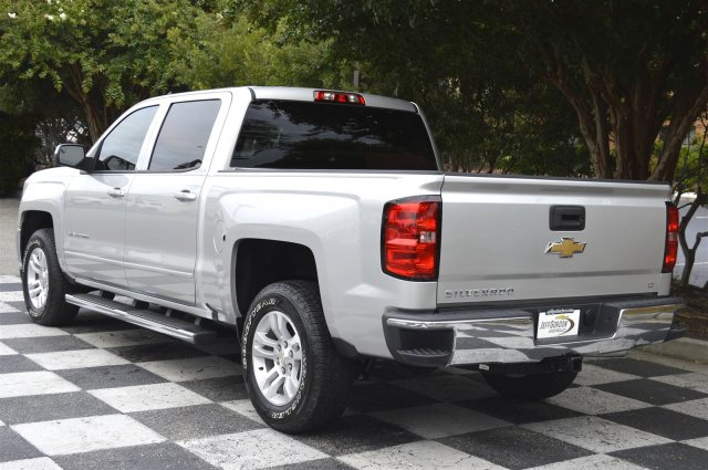 2018 Silverado 1500 Crew Cab 4x2,  Pickup #T2393 - photo 5