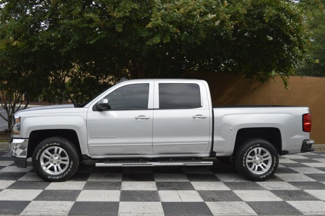 2018 Silverado 1500 Crew Cab 4x2,  Pickup #T2393 - photo 7