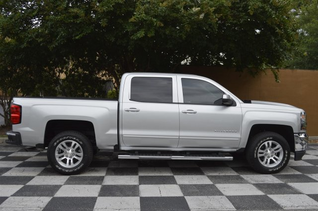 2018 Silverado 1500 Crew Cab 4x2,  Pickup #T2393 - photo 8