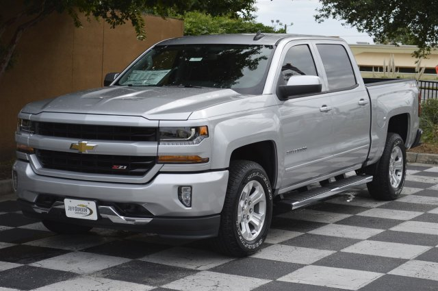 2018 Silverado 1500 Crew Cab 4x4,  Pickup #T2394 - photo 3