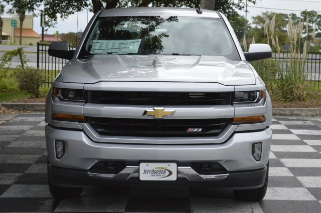 2018 Silverado 1500 Crew Cab 4x4,  Pickup #T2394 - photo 4
