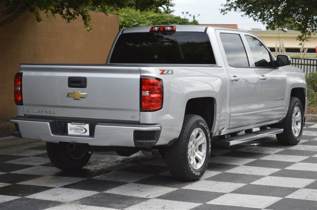 2018 Silverado 1500 Crew Cab 4x4,  Pickup #T2394 - photo 2