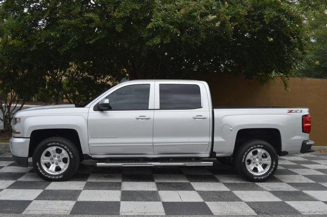 2018 Silverado 1500 Crew Cab 4x4,  Pickup #T2394 - photo 7