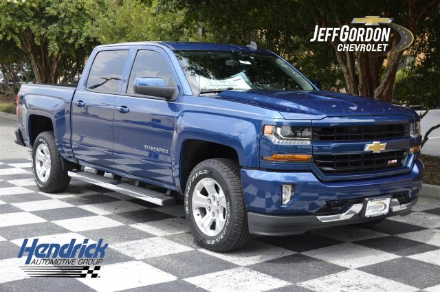 2018 Silverado 1500 Crew Cab 4x4,  Pickup #T2416 - photo 1