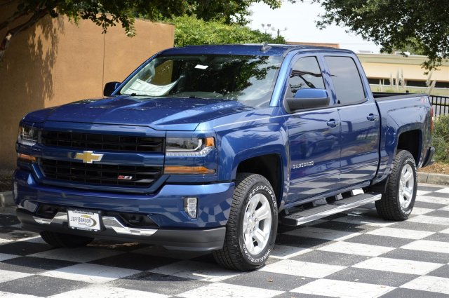 2018 Silverado 1500 Crew Cab 4x4,  Pickup #T2416 - photo 3