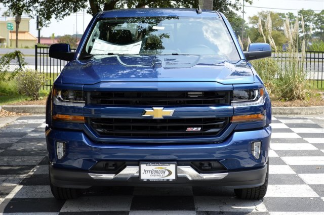 2018 Silverado 1500 Crew Cab 4x4,  Pickup #T2416 - photo 4
