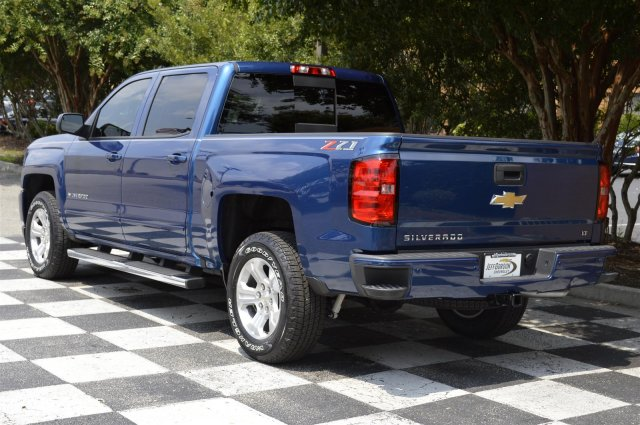 2018 Silverado 1500 Crew Cab 4x4,  Pickup #T2416 - photo 5